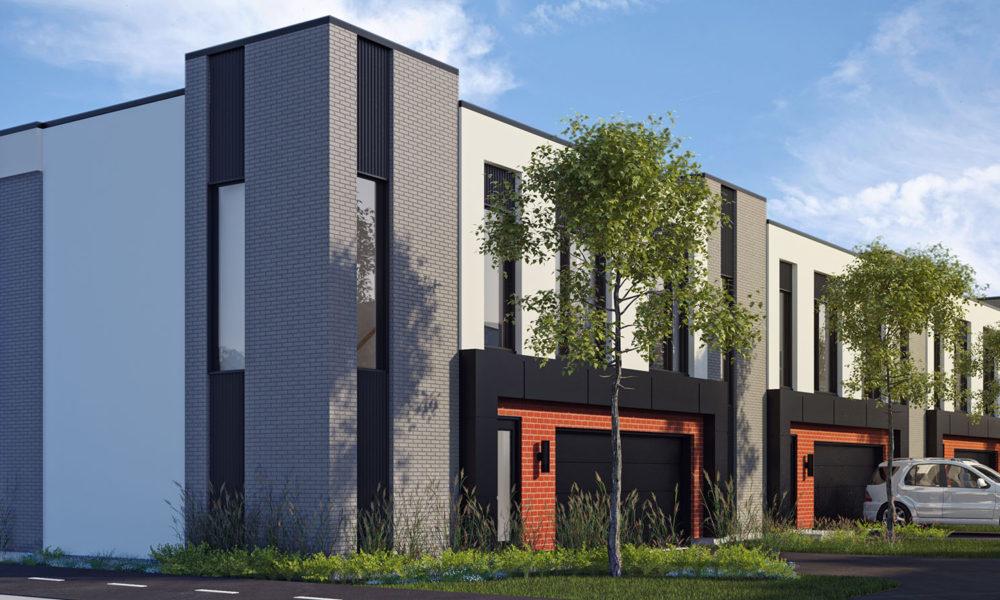 Maison de ville à vendre a Mirabel - Villas cite Mirabel