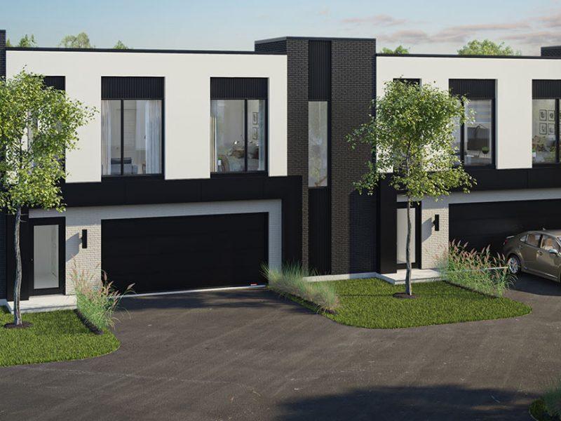 Maison neuve a vendre - Villas cite Mirabel