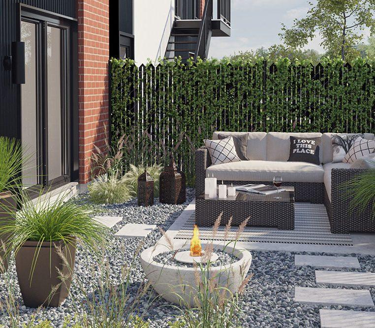 Maisons neuves a vendre à Mirabel - Villas cite Mirabel