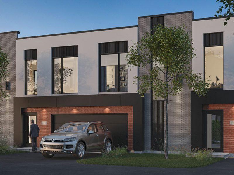 Maisons neuves a vendre - Villas cite Mirabel