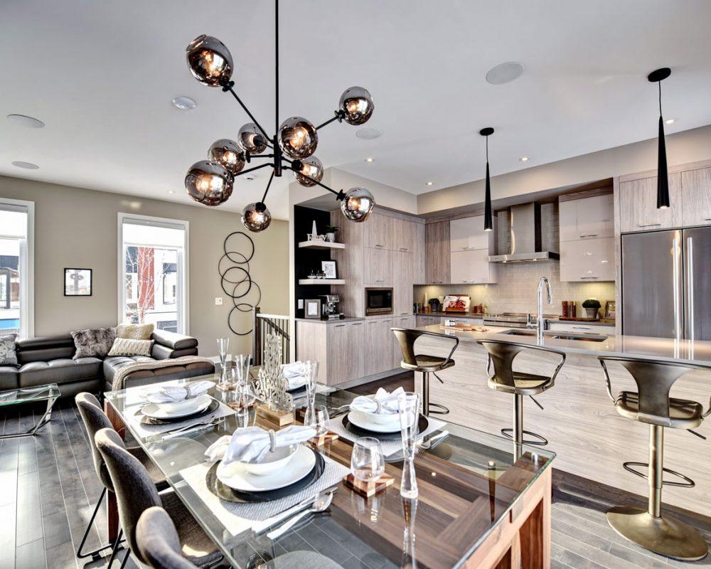 Maison neuve a vendre a Mirabel - Villas cité Mirabel