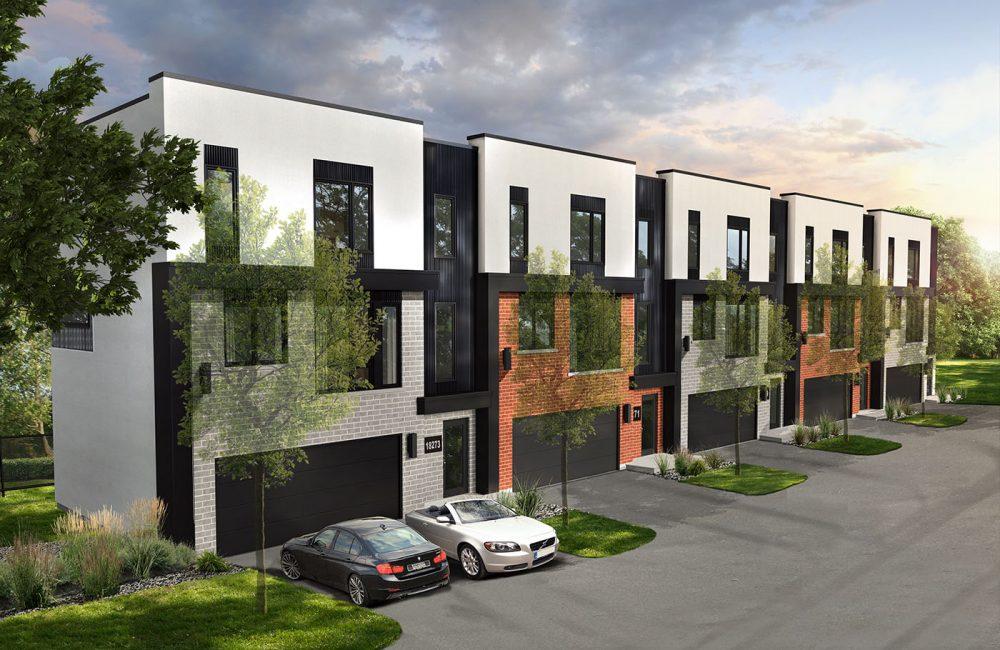 Villas cite Mirabel - Maisons neuves a vendre