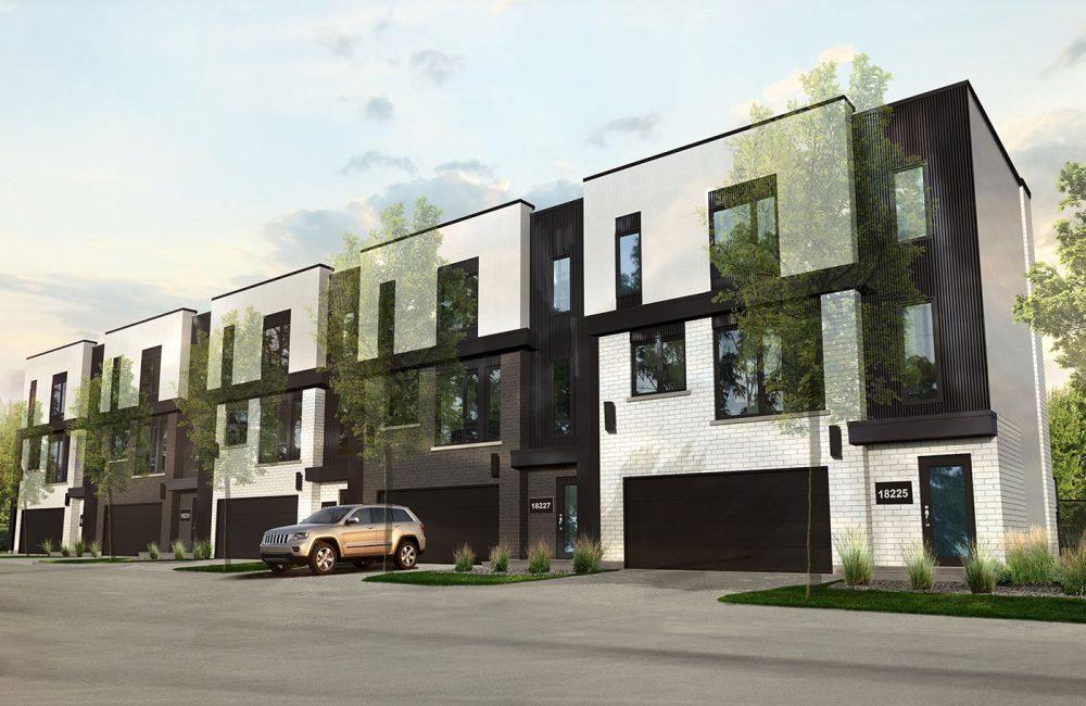 Villas cite Mirabel - Maison de ville neuve a vendre