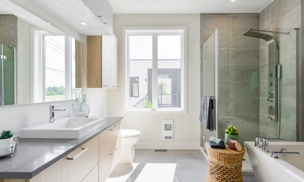Villas cité Mirabel - Maison de ville neuve a vendre à Mirabel Rive-Nord
